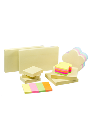 Sticky notes / Page markers